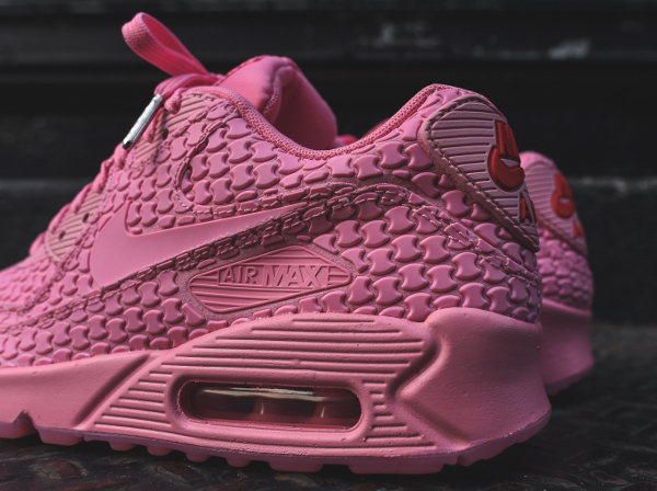 Nike Air Max 90 DMB QS rose City Must Win Cake  (5)