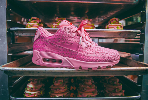 Nike Air Max 90 DMB Shanghai Space Pink (1)
