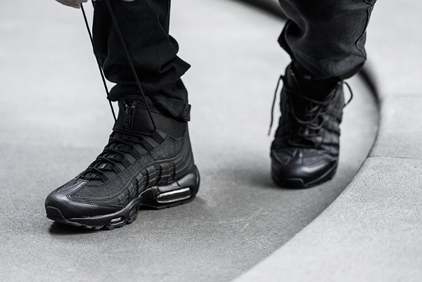 Nike Air Max 95 Mid 'Black'