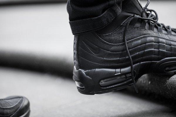 Nike Air Max 95 Mid noire (3)