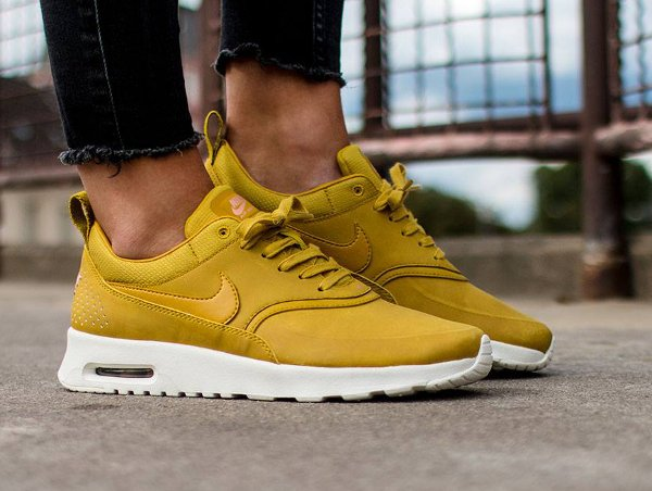 Nike Air Max Thea PRM Citron Bronze (1)