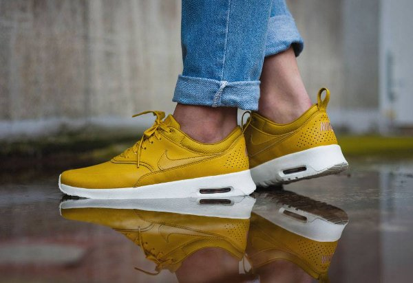 Nike Air Max Thea PRM Citron Bronze (3)