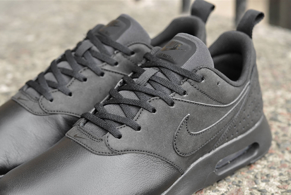 Nike Air Max Tavas Leather Triple Black : où l'acheter