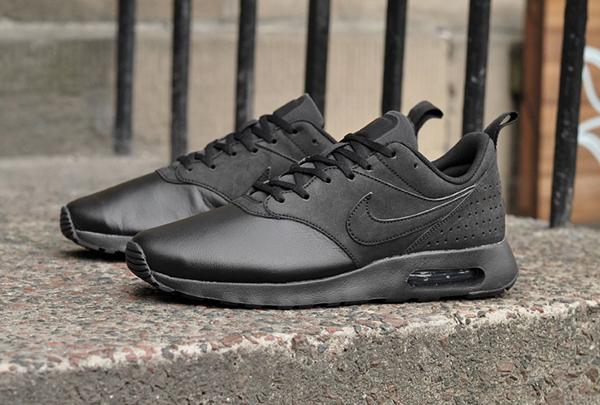 a8468e3738c ... chaussures nike france zkx nax 0b999 fc051  discount code for la  running est entièrement en cuir noir. cest simple et super efficace