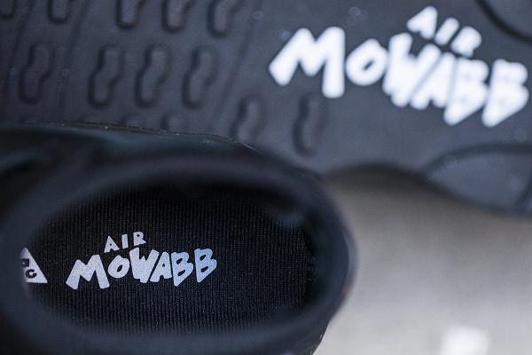 Nike Air Mowabb ACG OG noire (6)