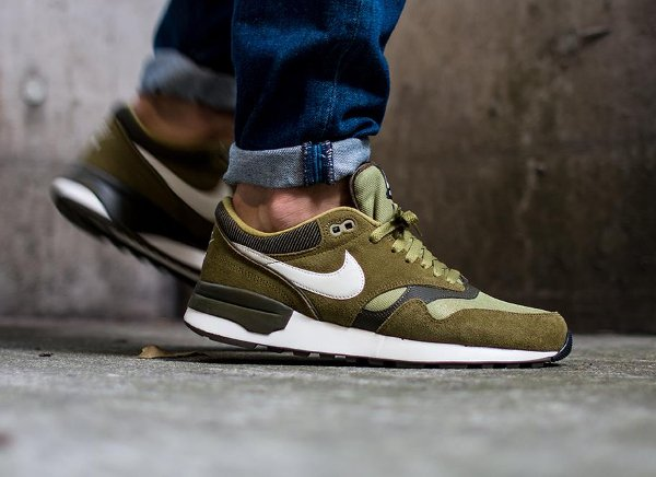 Nike Air Odyssey Militia Green (2)