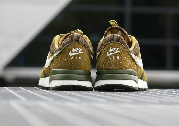 Nike Air Odyssey  Suede vert olive (5)