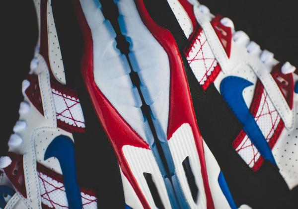Nike Air Trainer SC High QS Le White Game Royal Gym Red (7)