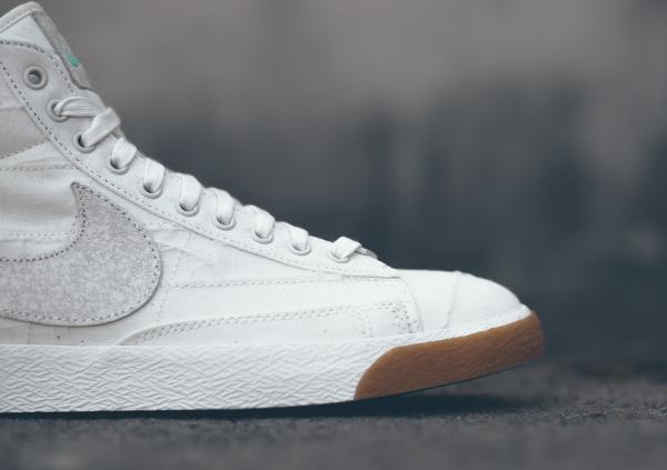 Nike Blazer Mid Vintage PRM Sail Light Brown (4)