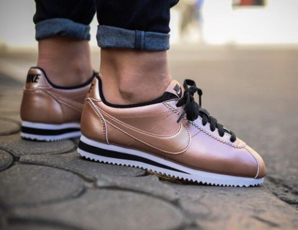 Nike Cortez Leather Metallic Red Bronze (1)