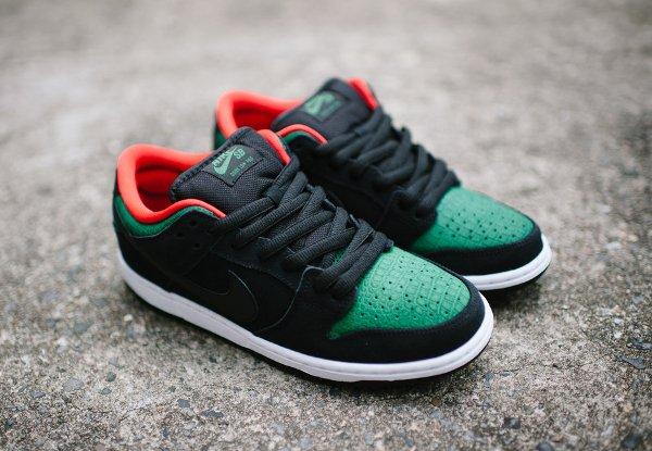 Nike Dunk Low Pro SB Croc Gucci pas cher (1)