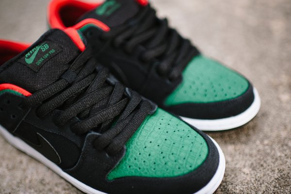 Nike Dunk Low Pro SB Croc Gucci pas cher (2)