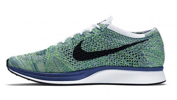 Nike Flyknit Racer Green Strike (6)