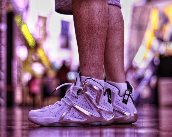Nike Lebron 12 x Pigalle - socali_g
