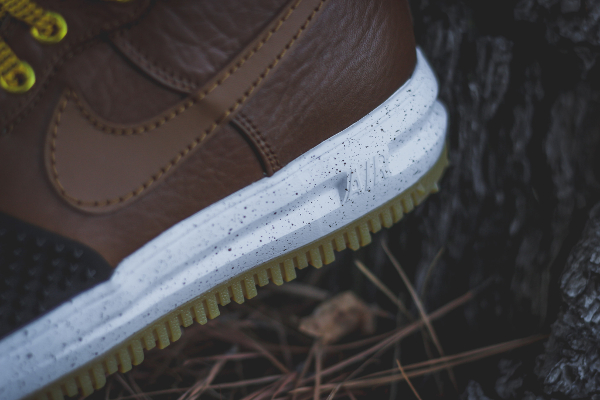 Nike Lunar Force 1 Duckboot Black Brown (7)
