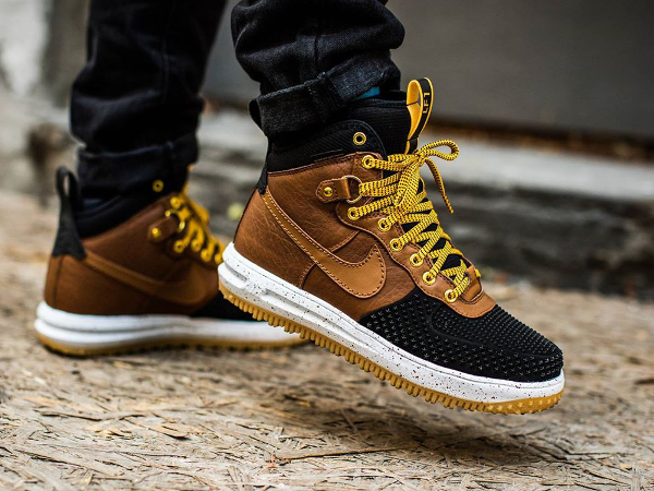 Nike Lunar Force 1 Duckboot Lite British Tan (1)