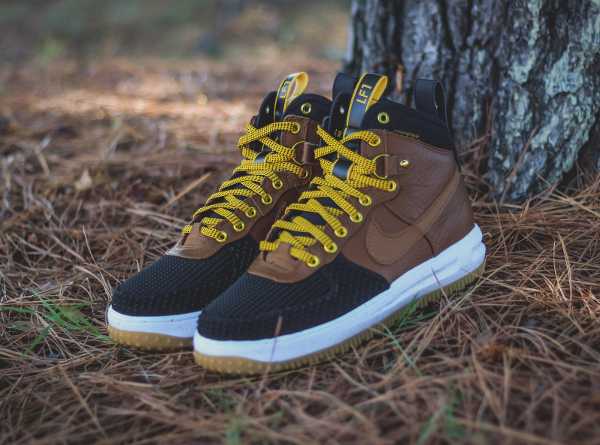 Nike Lunar Force 1 Duckboot Lite British Tan (2)