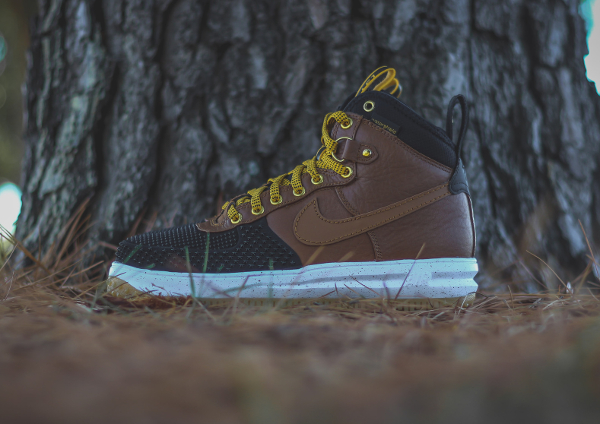 Nike Lunar Force 1 Duckboot Lite British Tan (3)