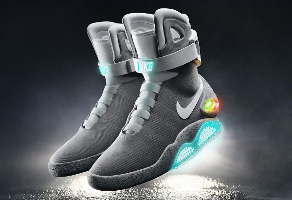 Nike Mag 2015 Power Laces