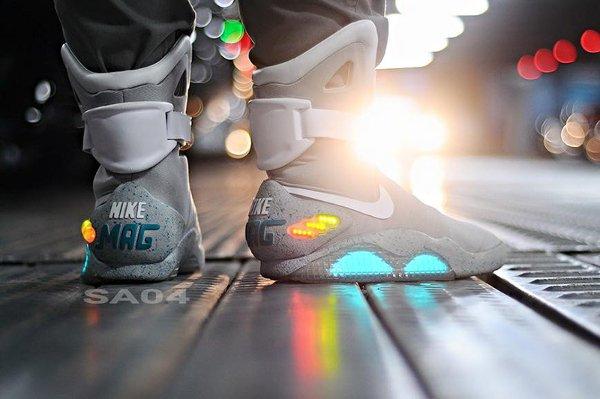 La Nike Mag, pourquoi est-elle si magnétique ?