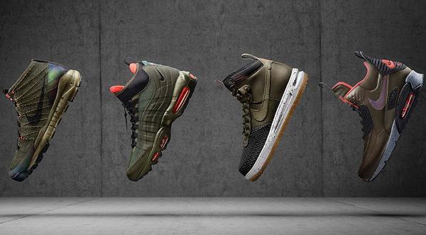 Nike Sneakerboot 2015