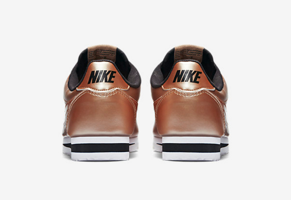 Nike Wmns Classic Cortez Leather Metallic Red Bronze (4)