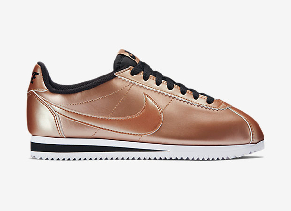 Nike Wmns Classic Cortez Leather Metallic Red Bronze (6)