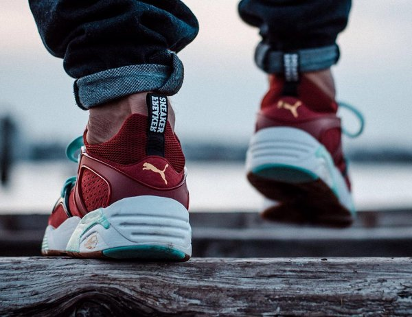 Puma Blaze Of Glory Bloodbath (1)