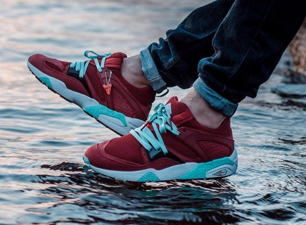 Puma Blaze Of Glory Bloodbath