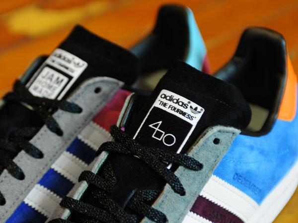 The Fourness x Adidas Campus 80's Jam (4)