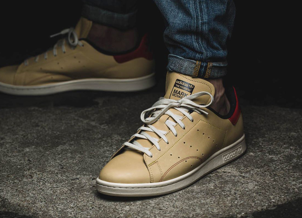 The Fourness x Adidas Stan Smith Pale Nude