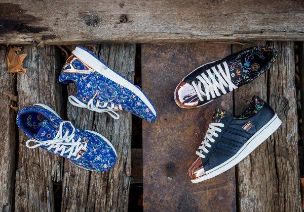 Adidas Consortium x Limited Edt 'Batik Floral'