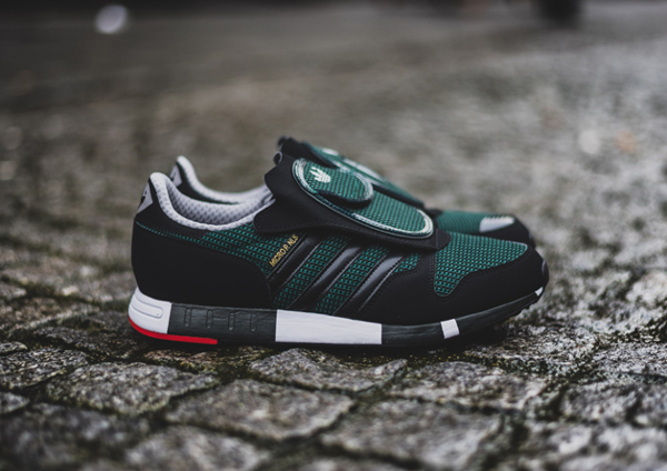 Adidas Micropacer OG Jungle Ink Tomato (2)