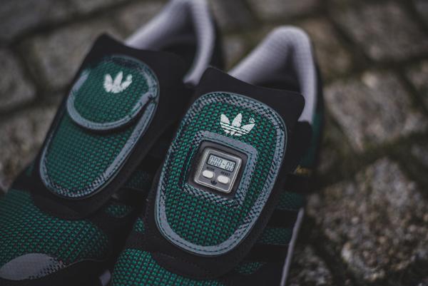 Adidas Micropacer OG vert bouteille (2)