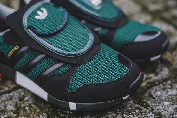 Adidas Micropacer OG vert bouteille (4)