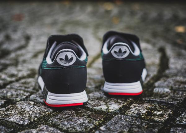 Adidas Micropacer OG vert bouteille (5)