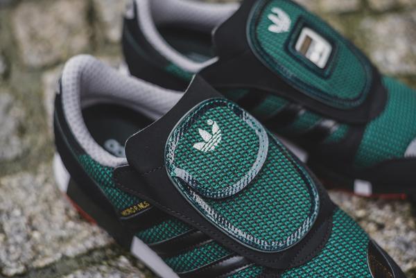 Adidas Micropacer OG vert bouteille (6)