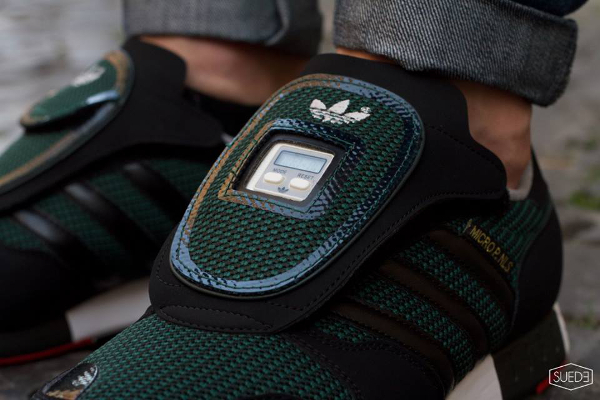 Adidas Micropacer OG vert bouteille (7)