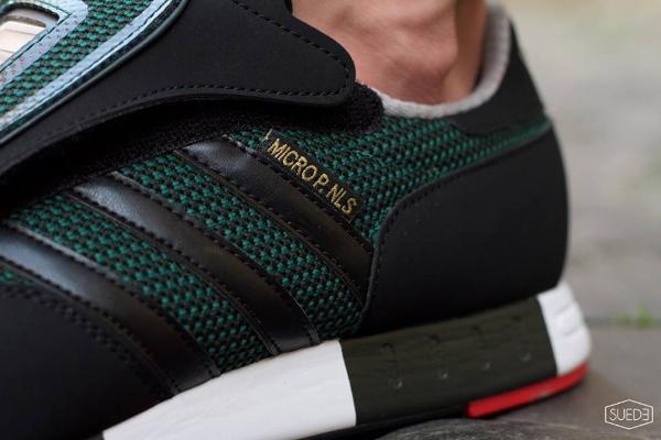 Adidas Micropacer OG vert bouteille (9)