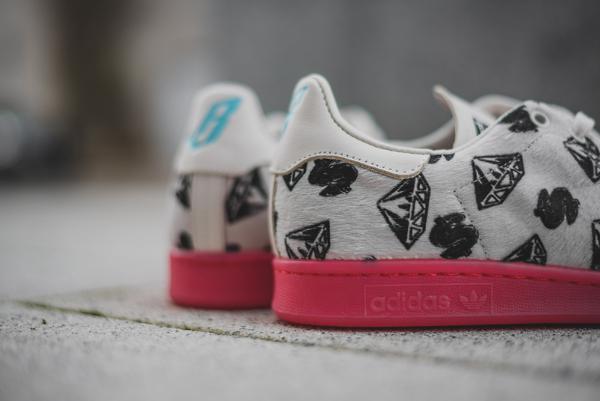 Adidas Stan Smith Pony Hair Chalk White (5)