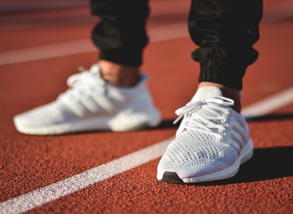 Adidas Ultra Boost City White Metallic Silver (2)