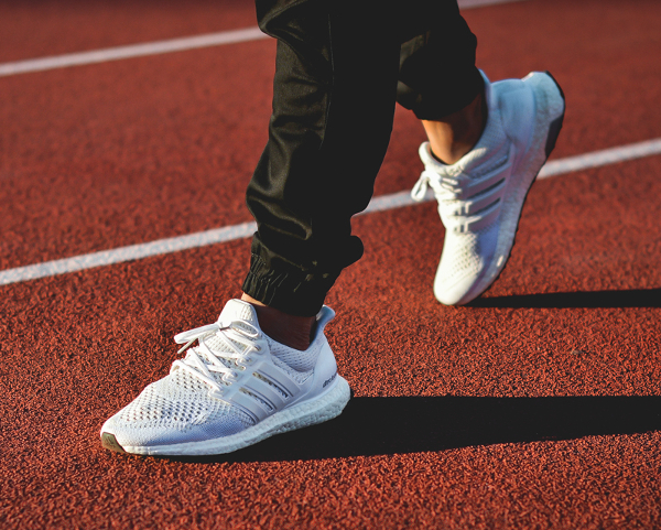 Adidas Ultra Boost City White Metallic Silver (3)