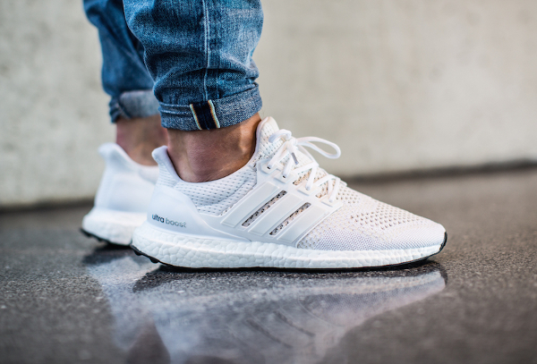 ultra boost blanches