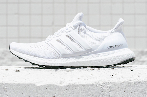 Adidas Ultra Boost 3.0 Blanche 'Triple White' : où l'acheter ?