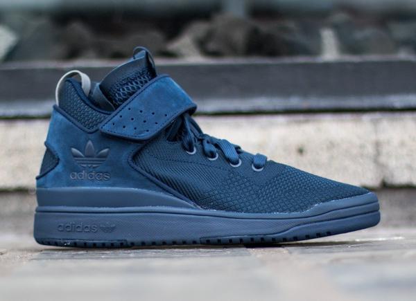 Adidas Veritas X mesh bleu marine (2)