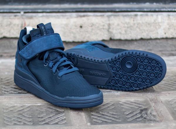 Adidas Veritas X mesh bleu marine (3)