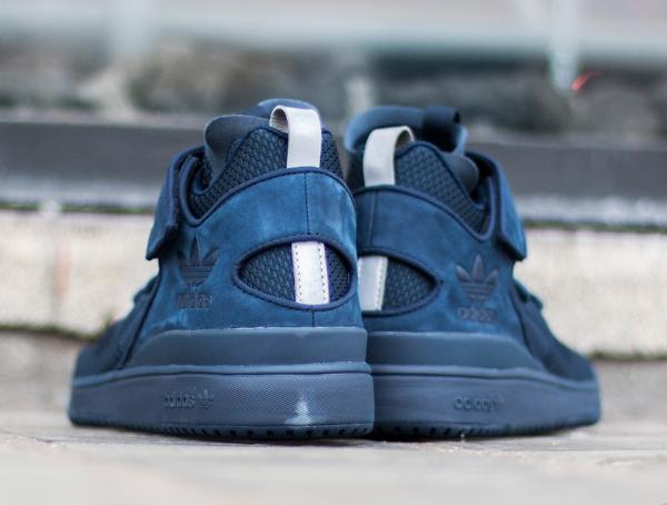 Adidas Veritas X mesh bleu marine (4)