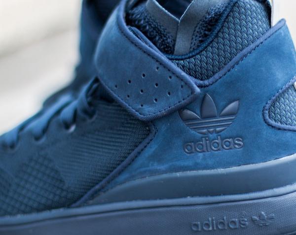 Adidas Veritas X mesh bleu marine (5)