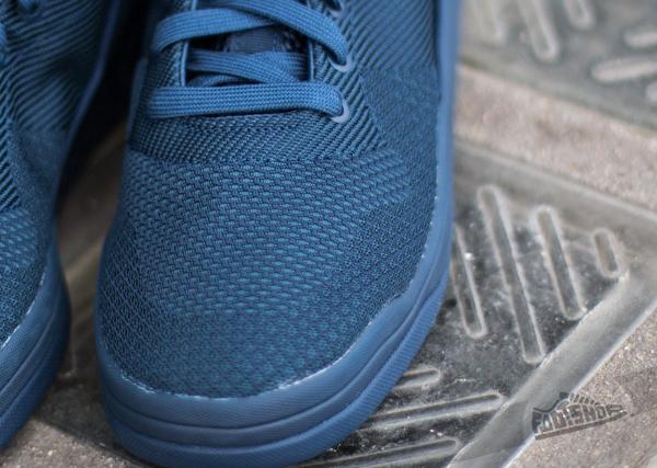 Adidas Veritas X mesh bleu marine (6)