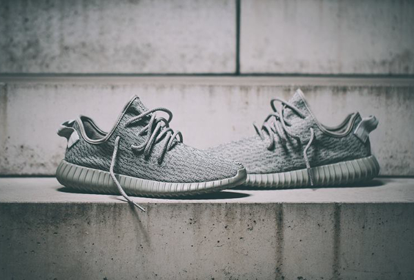 Adidas Yeezy 350 Boost Agate Gray (1)